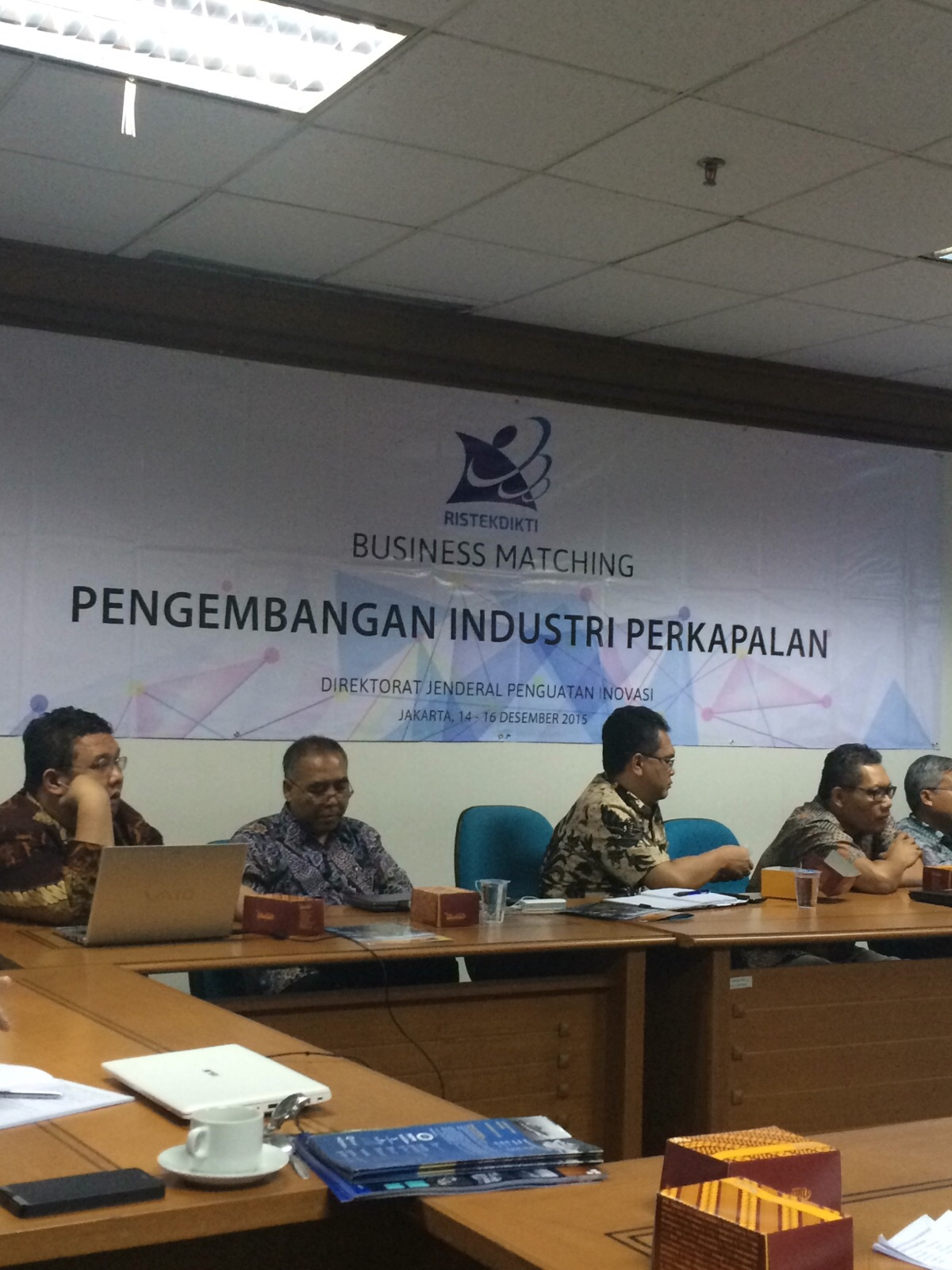Prestasi ITS di Innovation Business Gathering