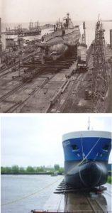 dry docking kapal