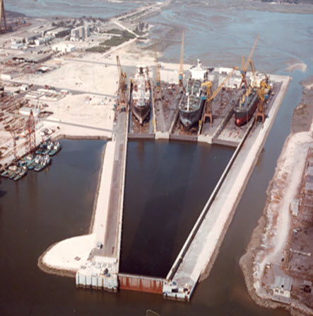 Jenis-Jenis Dock Kapal