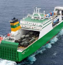 kapal roro, roro ship