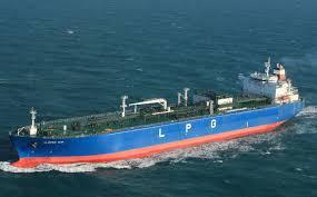 kapal LPG, lpg ship