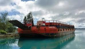 kapal tongkang, barge ship