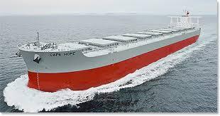 kapal bulk carrier