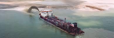 kapal pengeruk