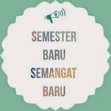 semester baru