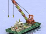 13723711-3d-render-of-floating-crane-Stock-Photo