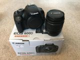 CANON EOS 600D KIT 18-55 IS II