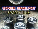COVER KNALPOT PAJERO FORTUNER XTRAIL INNOVA CRV DLL
