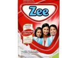 Kalbe Zee Vanila Twist Milk 350 g