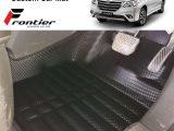 Karpet Mobil 3D Custom KIJANG INNOVA 2005 – 2016 3 BARIS PREMIUM BLACK FRONTIER