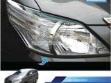 Kijang Innova 2014 2015 Head Lamp Garnish Exclusive Chrome JSL