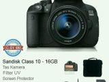 List Harga Kamera Canon Dslr 700d Termurah wphar_month wphar_year