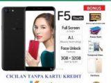 Oppo F5 Youth Ram 3GB32GB – Cicilan Tanpa Kartu Kredit – Bonus 4 Items