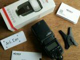 Promo flash external viltrox jy680a untul kamera dslr mirrorl canon nikon Murah