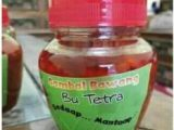 sambal bawang Bu Tetra khas SIDOARJO 200 gr